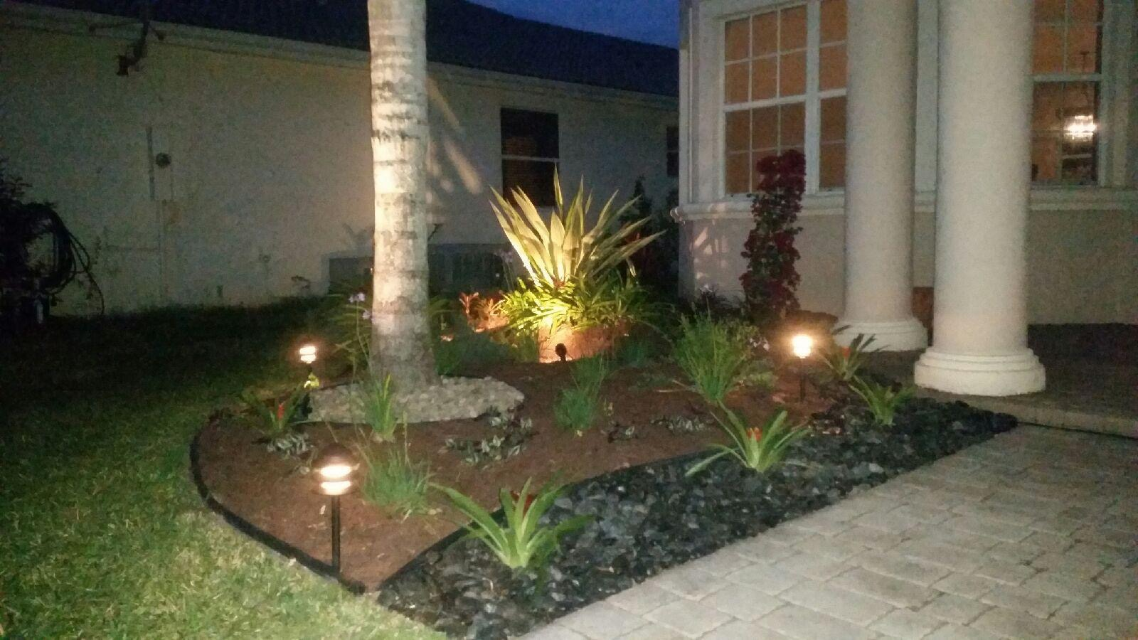 landscaping curb appeal before after