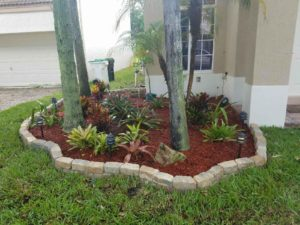 Mulch Installation Coral Springs