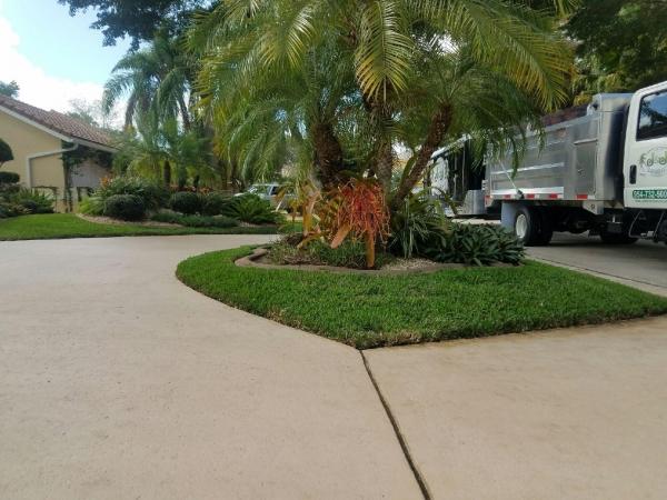 Landscaping J J Lawn Service Inc